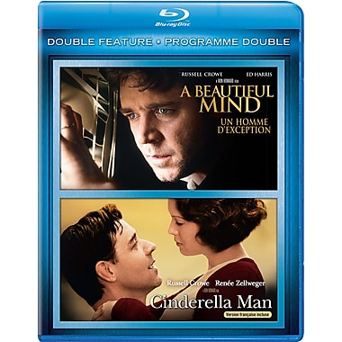 A Beautiful Mind/Cinderella Man (Blu-Ray)