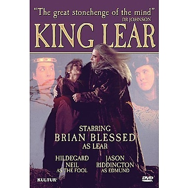 King Lear - Shakespeare (DVD)