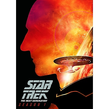 Star Trek: The Next Generation: Season 1 (DVD)