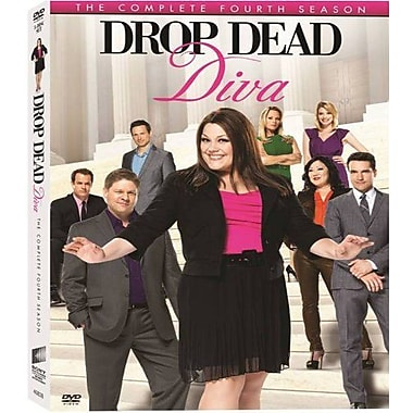 Drop Dead Diva The Complete 4S (DVD)