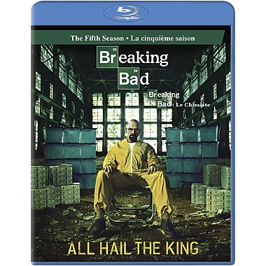 Breaking Bad: The Complete Fifth Season (Blu-Ray + UltraViolet)