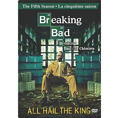Breaking Bad: The Complete Fifth Season (DVD)