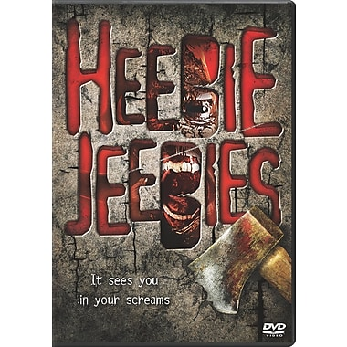 Heebie Jeebies (DVD)