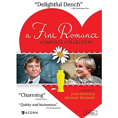 Fine Romance Complete Collection (DVD)