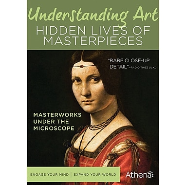 Understanding Art - Hidden Life of Masterpieces (DVD)
