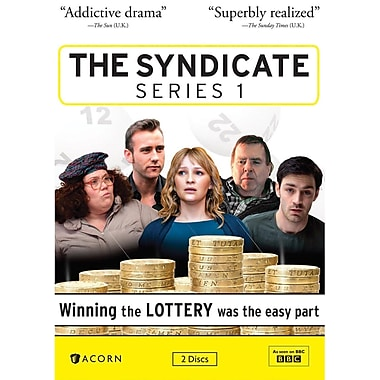 The Syndicate Series 1 (DVD)