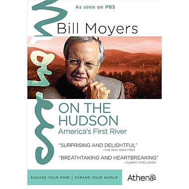 Bill Moyers - On the Hudson - America's First River (DVD)