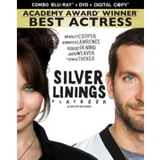 Silver Linings Playbook (Blu-Ray + DVD + copie numérique)
