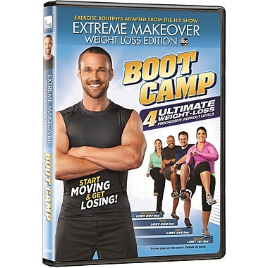 Extreme Makeover Weight Loss Edition: Total Body Bootcamp (DVD)