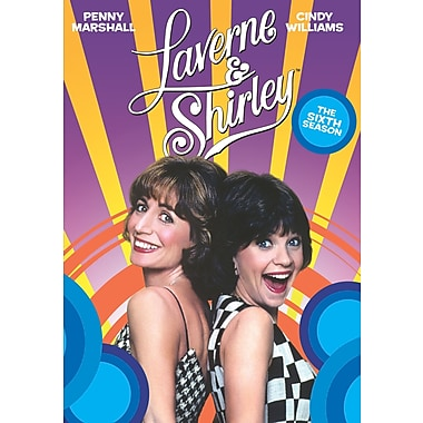 Laverne & Shirley: The Sixth Season (DVD)