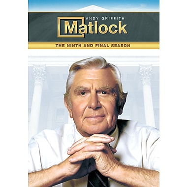 Matlock: The Ninth and Final Season (DVD)