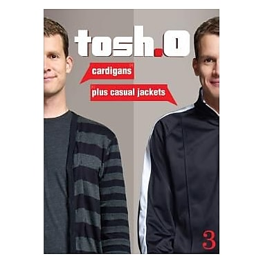 Tosh.0 - Cardigans Plus Casual Jackets (DVD)