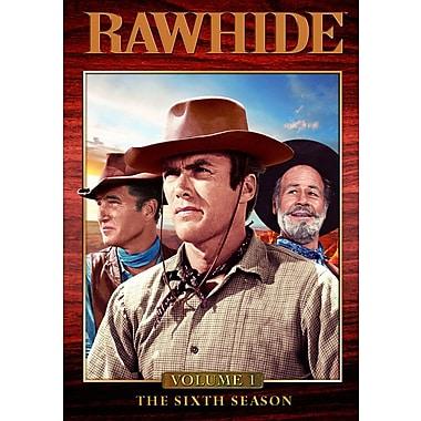 Rawhide: The Sixth Season, Volume One (DVD)