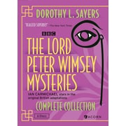 Lord Peter Wimsey Mysteries Complete Collection (DVD)