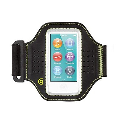 Griffin - Brassard pour iPod Nano, noir, IP952