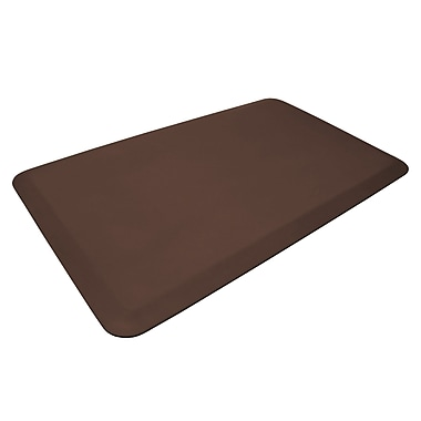 NewLife by GelPro Professional Grade Anti-Fatigue Comfort Standing Mat : 20x32: Earth