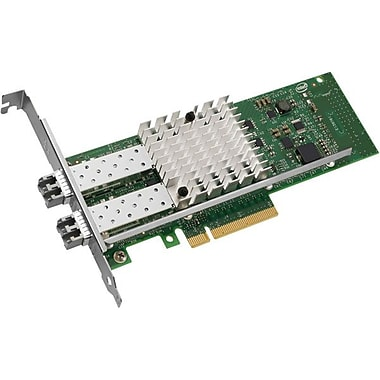 AddOn® PCI Express x8 Network Interface Card with SFP+ Transceivers, 300 m (E10G42BFSR-AOK)