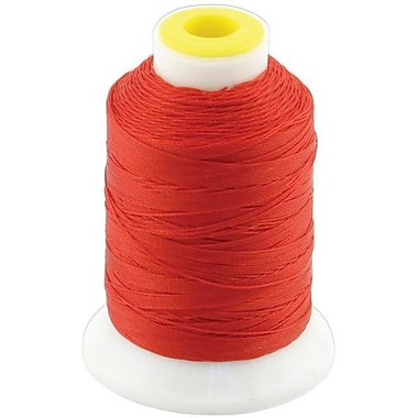 Outdoor Living Thread, Red Cherry, 200 Yards