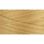Natural Cotton Thread Variegated, Coffee & Cream, 3,281 Yards