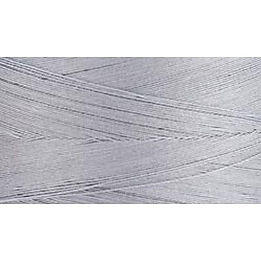 Natural Cotton Thread Solids, Grey, 3,281 Yards