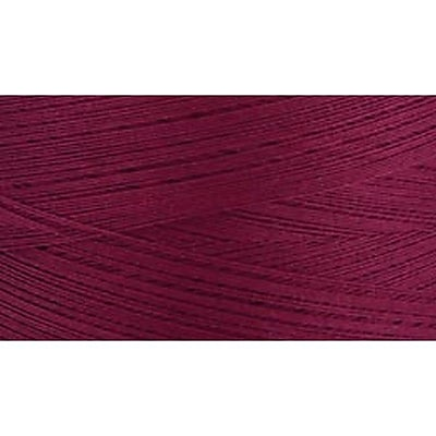 Natural Cotton Thread Solids, Burgundy, 3,281 Yards