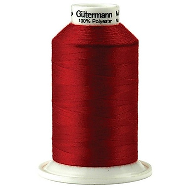 Serger Thread, Scarlet, 1094 Yards