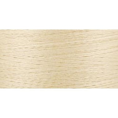 Natural Cotton Thread Solids, Vanilla Cream, 876 Yards