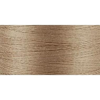 Natural Cotton Thread Solids, Taupe, 876 Yards