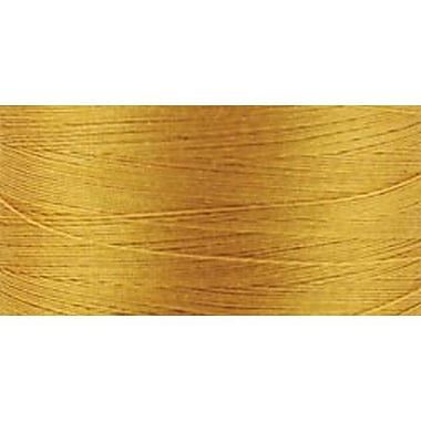 Natural Cotton Thread Solids, Gold, 876 Yards