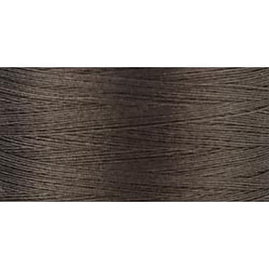 Natural Cotton Thread Solids, Bark Brown, 876 Yards