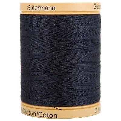 Natural Cotton Thread Solids, Midnight Blue, 876 Yards
