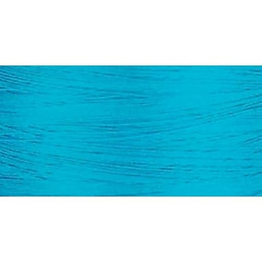 Natural Cotton Thread Solids, Aqua Marine, 876 Yards