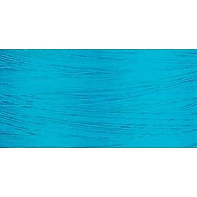 Natural Cotton Thread Solids, Aqua Marine, 876 Yards