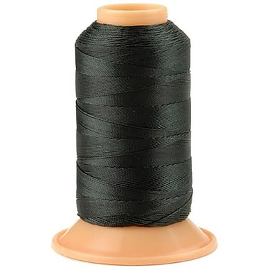 Upholstery Thread, Dark Green, 325 Yards