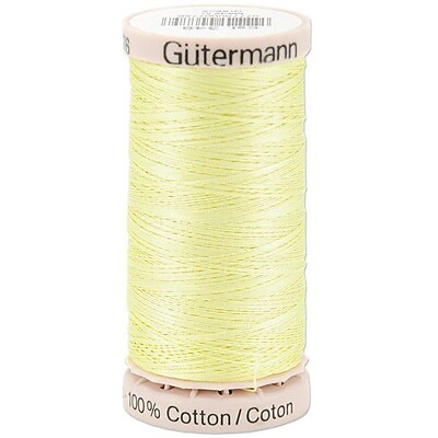 Quilting Thread, Canary, 220 Yards