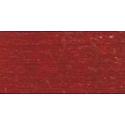 Natural Cotton Thread, Rudy Red, 273 Yards
