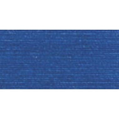 Natural Cotton Thread, Royal Blue, 273 Yards