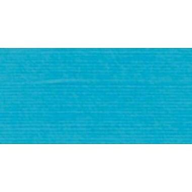 Natural Cotton Thread, Medium Blue, 273 Yards