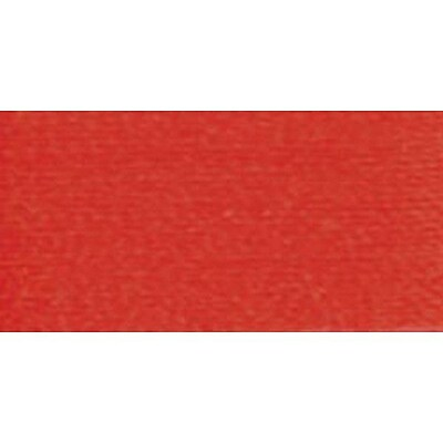 Sew-All Thread; Flame Red, 273 Yards