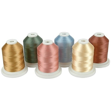 Thimbleberries Rayon Thread Collections, Spring, 1100 Yards