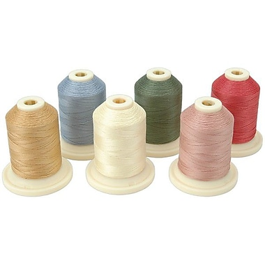 Thimbleberries Cotton Thread Collections, Home & Garden Light & Bright, 500 Yards