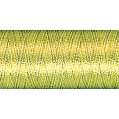Sulky Rayon Thread 40 Weight 250 Yards, Vari-Bright Green, 250 Yards