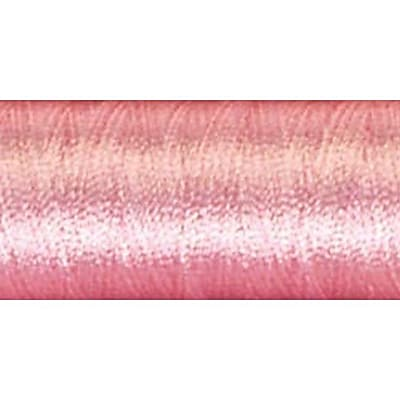 Sulky Rayon Thread 40 Weight 250 Yards, Vari-Baby Pink, 250 Yards