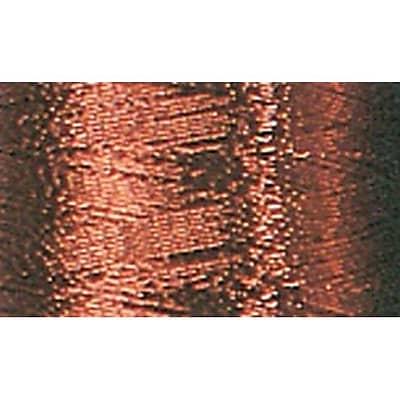 Sulky Metallic Thread, Dark Copper