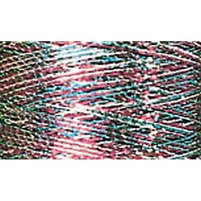 Sulky Metallic Thread, Multi- Silver, Rose & Jade