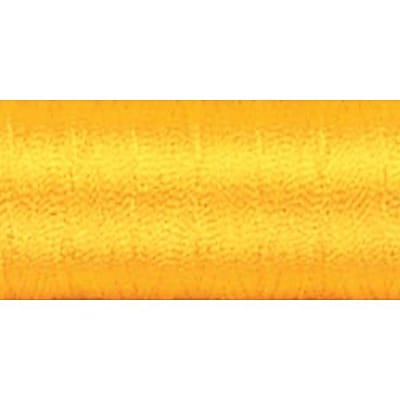 Sulky Rayon Thread 40 Weight 250 Yards, Yellow, 250 Yards