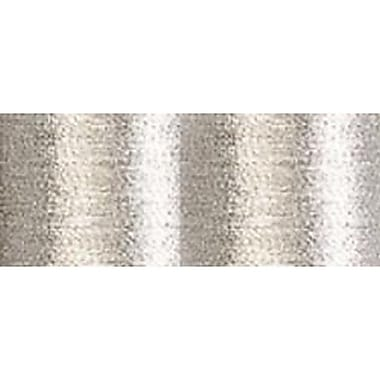 Madeira Metallic Thread, Silver, 200 Meters
