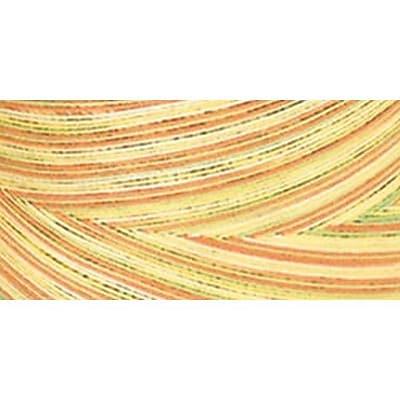 Star Mercerized Cotton Thread Variegated, Sandstone, 1200 Yards