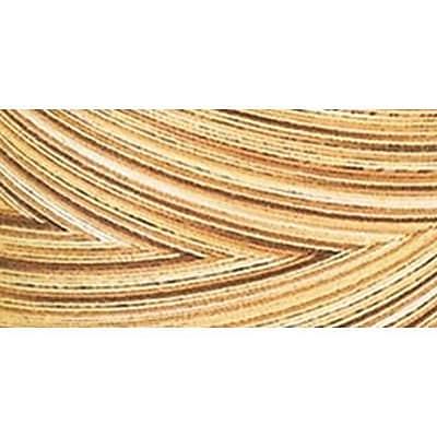 Star Mercerized Cotton Thread Variegated, Citrus, 1200 Yards