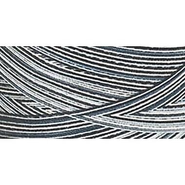 Star Mercerized Cotton Thread Variegated, Zebra, 1200 Yards